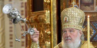 Russia's Patriarch Kirill