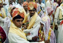 Child marriages in India