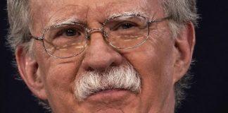 Trump's pick for NSA John Bolton