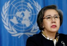 U.N. Special Rapporteur to Myanmar Yanghee Lee genocide rohingya