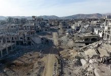 eastern ghouta destruction