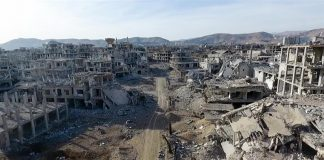 eastern ghouta destruction