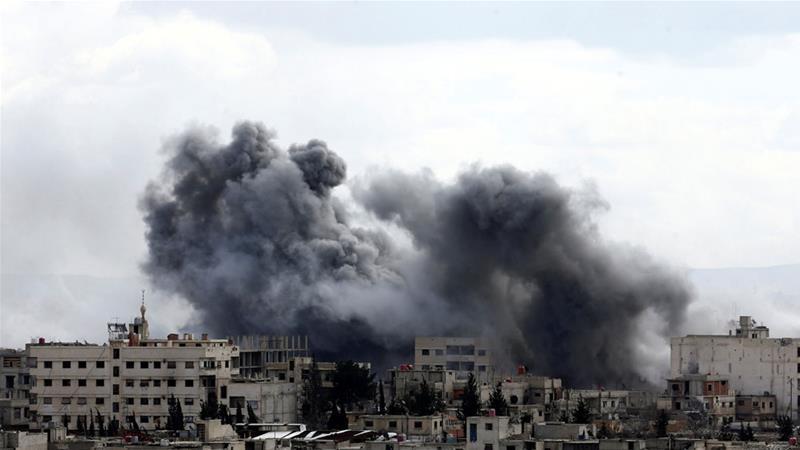 eastern ghouta syrian regime
