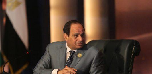 president abdel fettah al sisi egypt