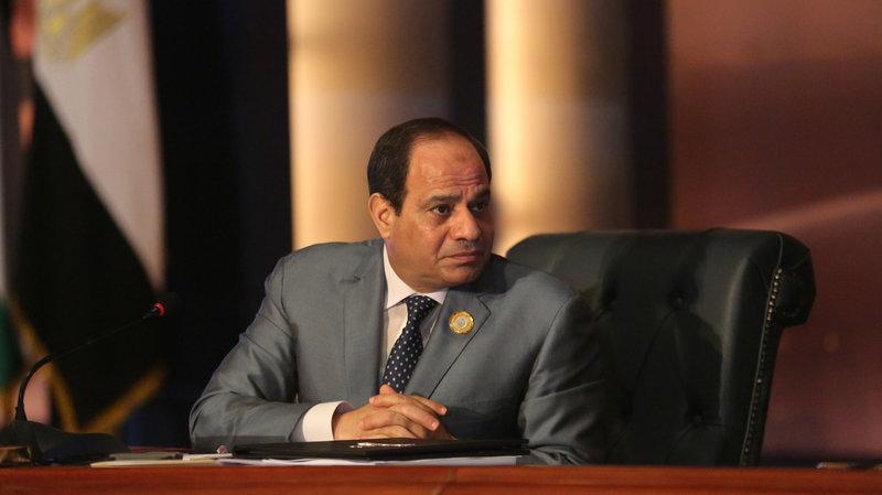 president sisi egypt