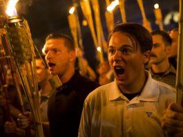 Radicalization in america charlottesville white supremacy