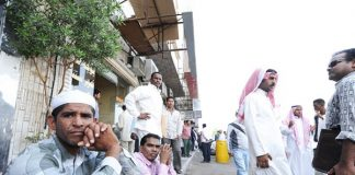 Foreign workers in Saudi Arabia