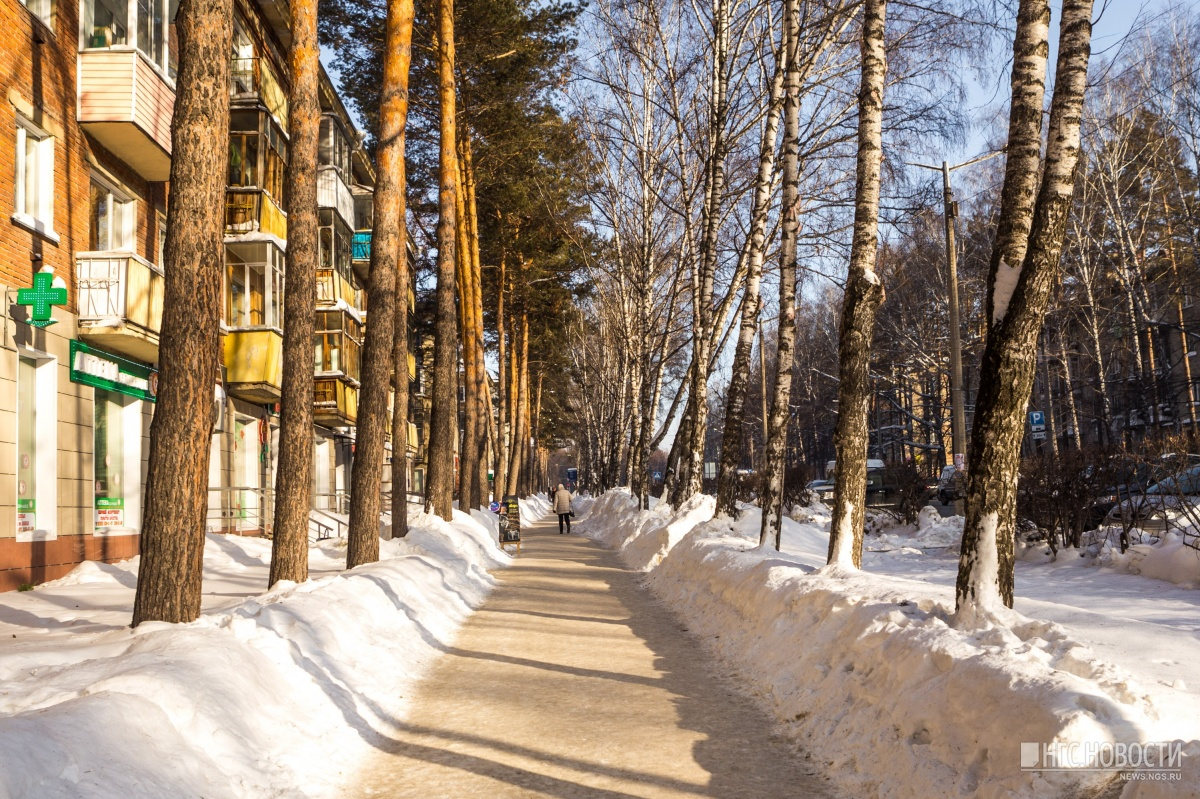 snow road russia