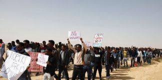African migrants in Israel