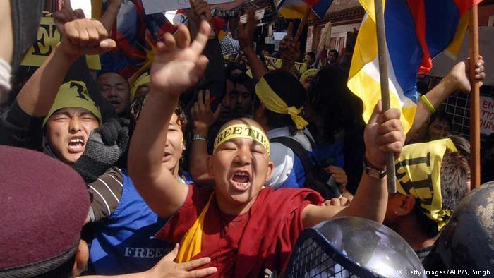 tibetan-refugees