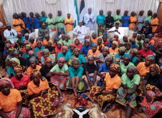 Muhammadu Buhari and the Chibok girls