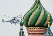 A Russian church