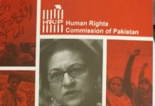 Pakistan advocacy group's report