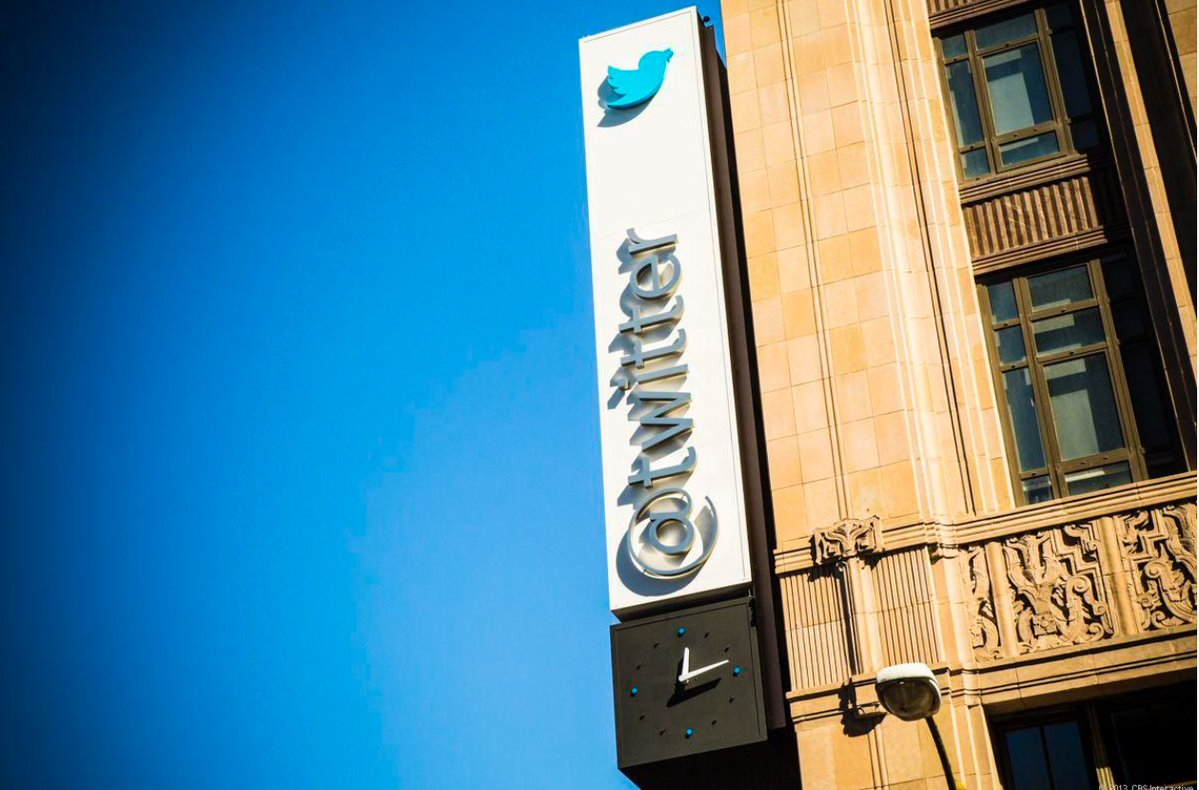 Twitter's logo
