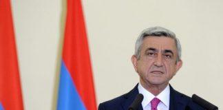 Serzh Sargsyan