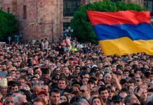 armenia opposition protests