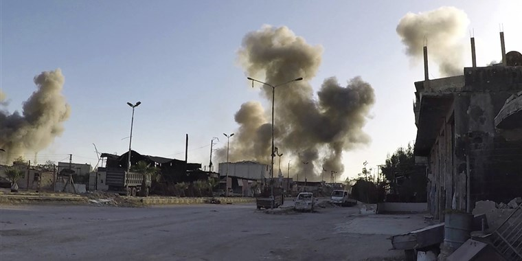 syria ghouta chemical attack