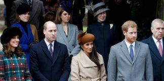 The royal family of the UK