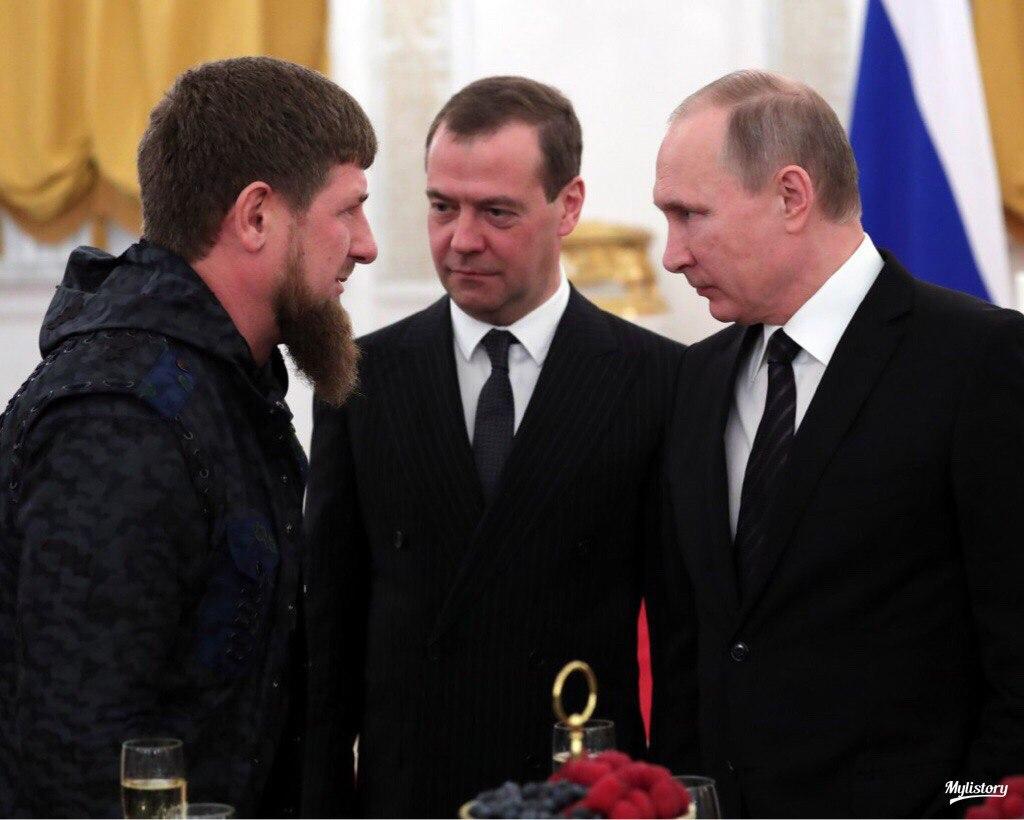 Особые отношения Путина и Кадырова