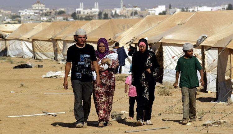 Jordan-syrian-refugees