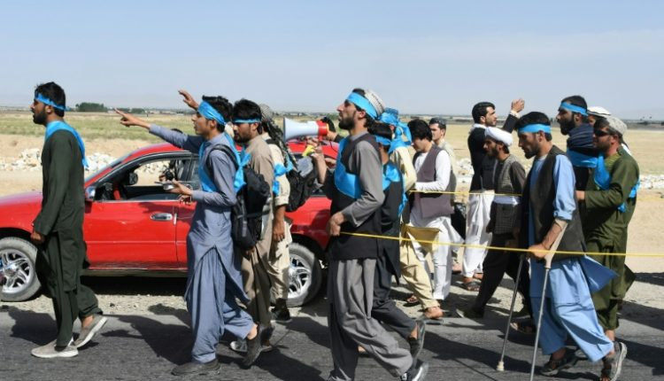 afghanistan-peace-march
