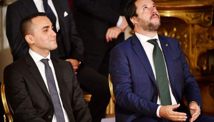 Salvini and Di Maio