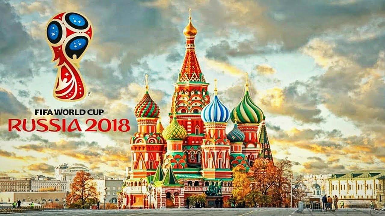 FIFA World Cup Russia promo