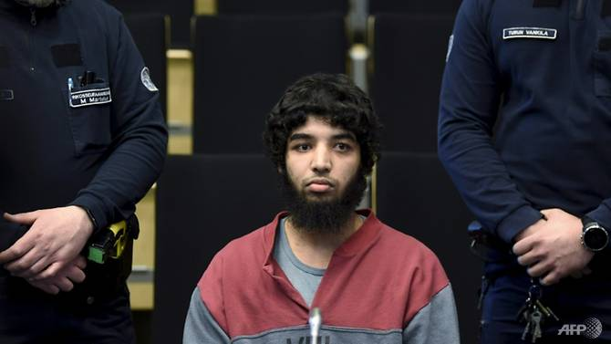 Finland Jails Asylum Seeker for Life Over First Terror Attack in Country