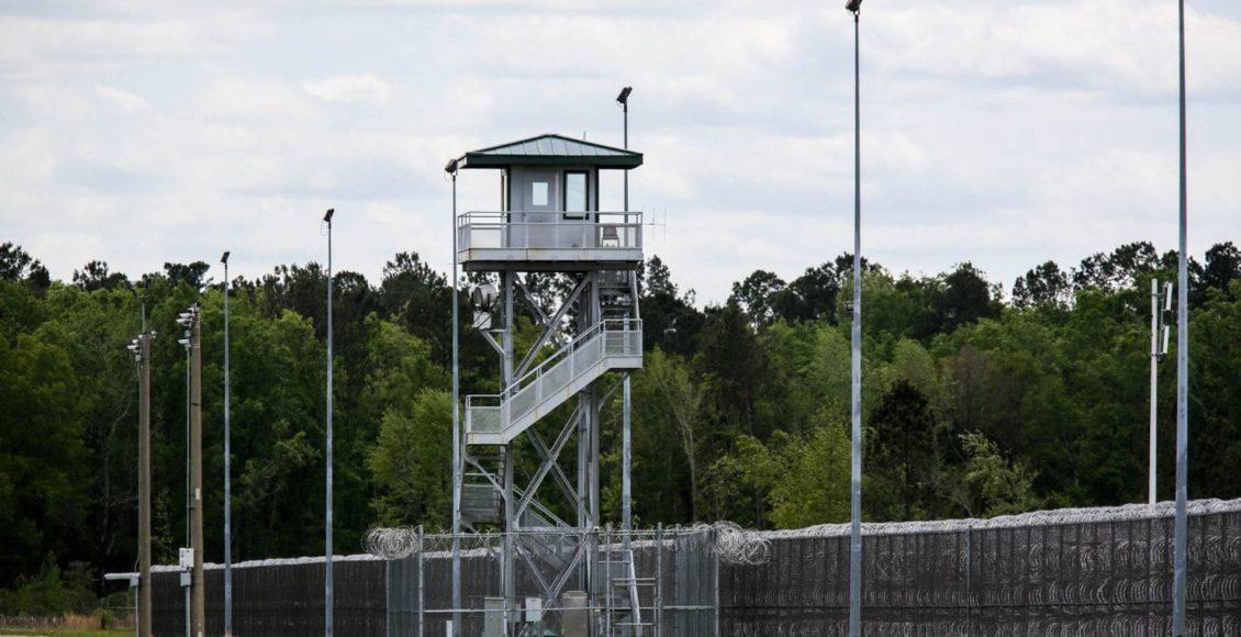 Lee Correctional Institution (prison) in Bishopville, South Carolina, United States.