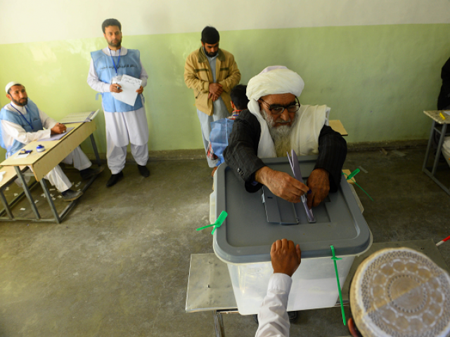 Afghanistan's Parliamentary Election: Rise of the Youth