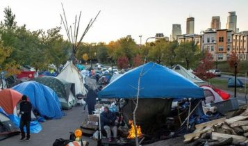 Native American Homelessness