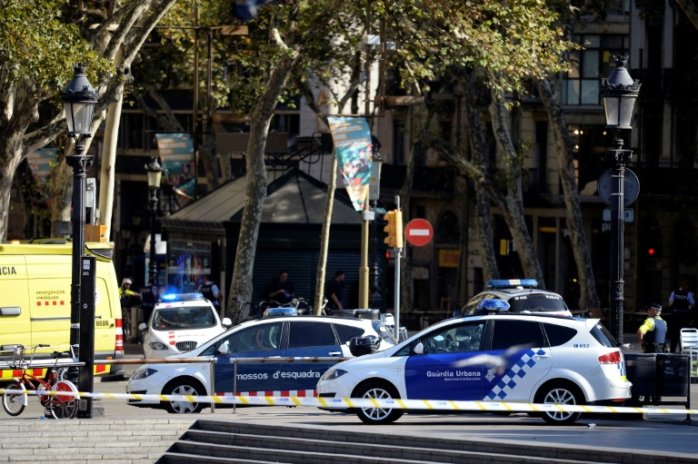 Barcelona on Alert After US Warns of Possible Christmas Attack