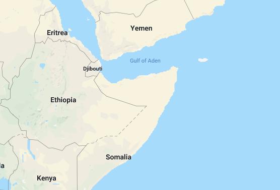 Yemen, Ethiopia, Somalia