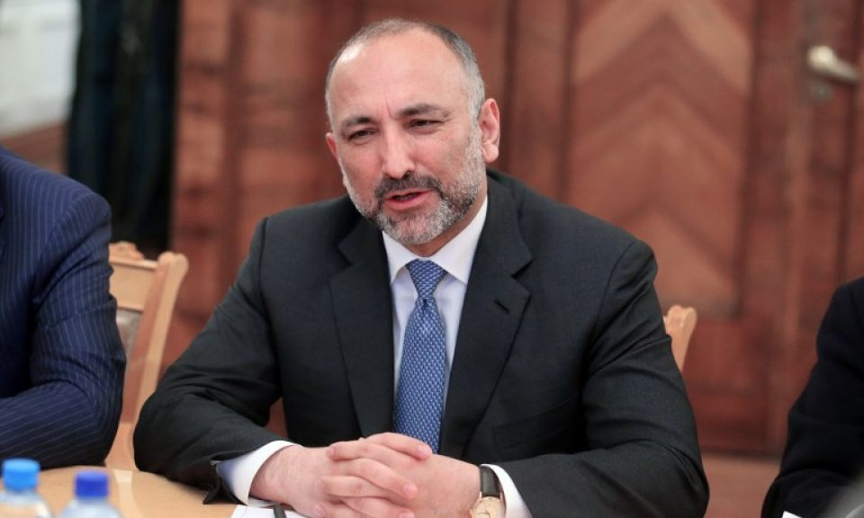 Afghan president's former national security adviser Hanif Atmar will run for president