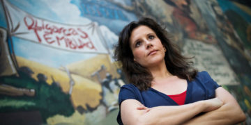 Eva Golinger, an attorney and journalist who was a legal advisor to former Venezuelan president Hugo Chavez.