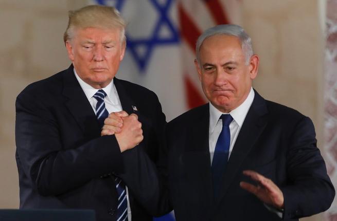 Resultado de imagen para netanyahu Putin trump imagenes