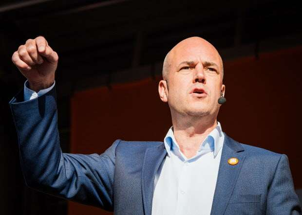 Former Prime Minister of Sweden Fredrik Reinfeldt