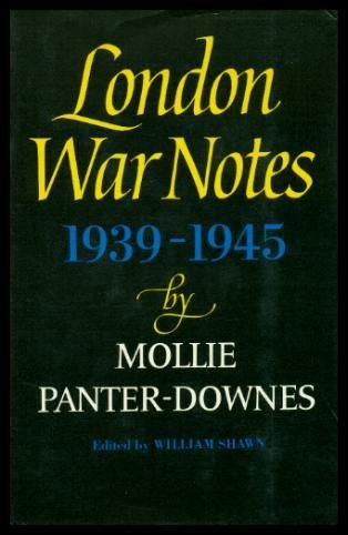 Cover of the book London War Notes by Mollie Panter-Downes