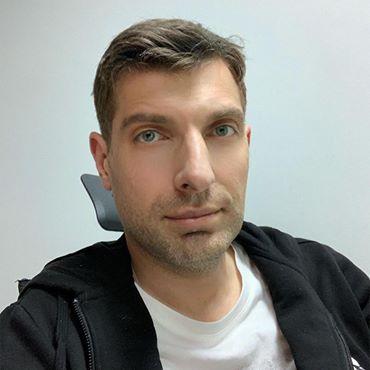 FaceApp's founder Yaroslav Goncharov