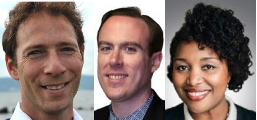 Adam E. Block, Kevin Van Dyke, and Adaeze Enekwechi