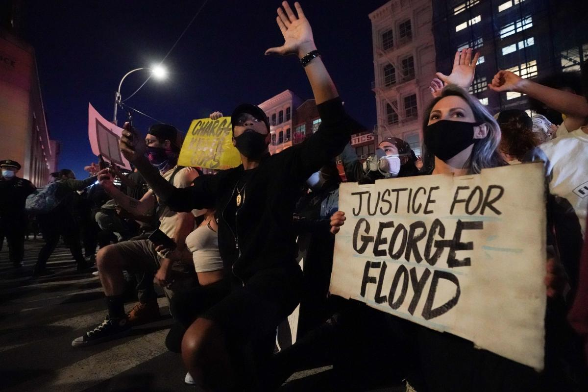 Black Lives Matter protests have engulfed the United States after George Floyd's death.