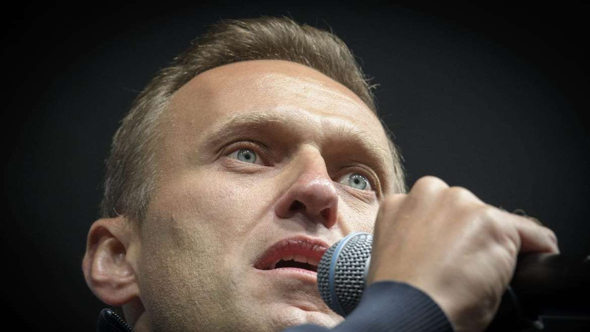 Alexei Navalny, Protest and Opposition Leader