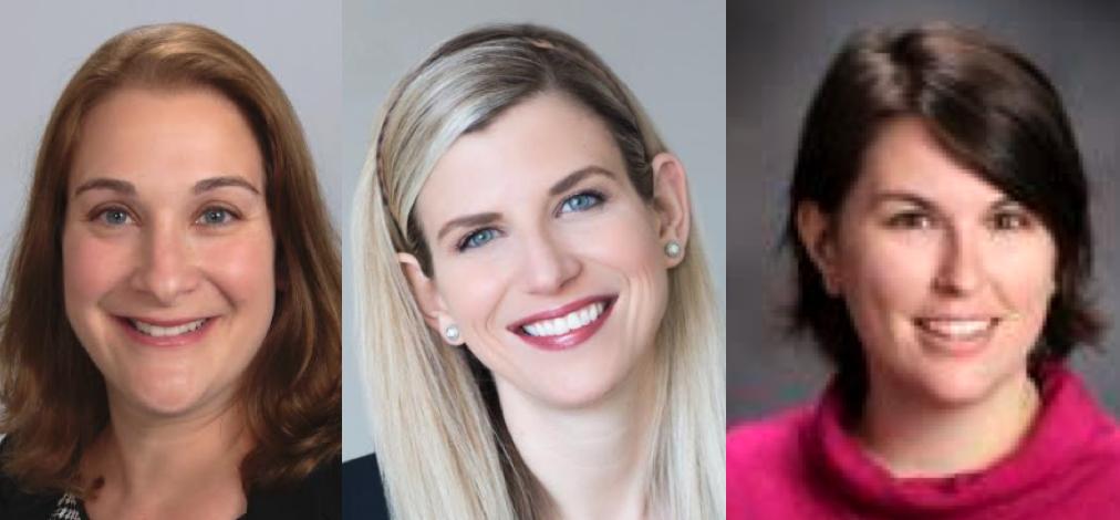 Stacy Gallin, Eden Wales Freedman, and Amanda M. Caleb